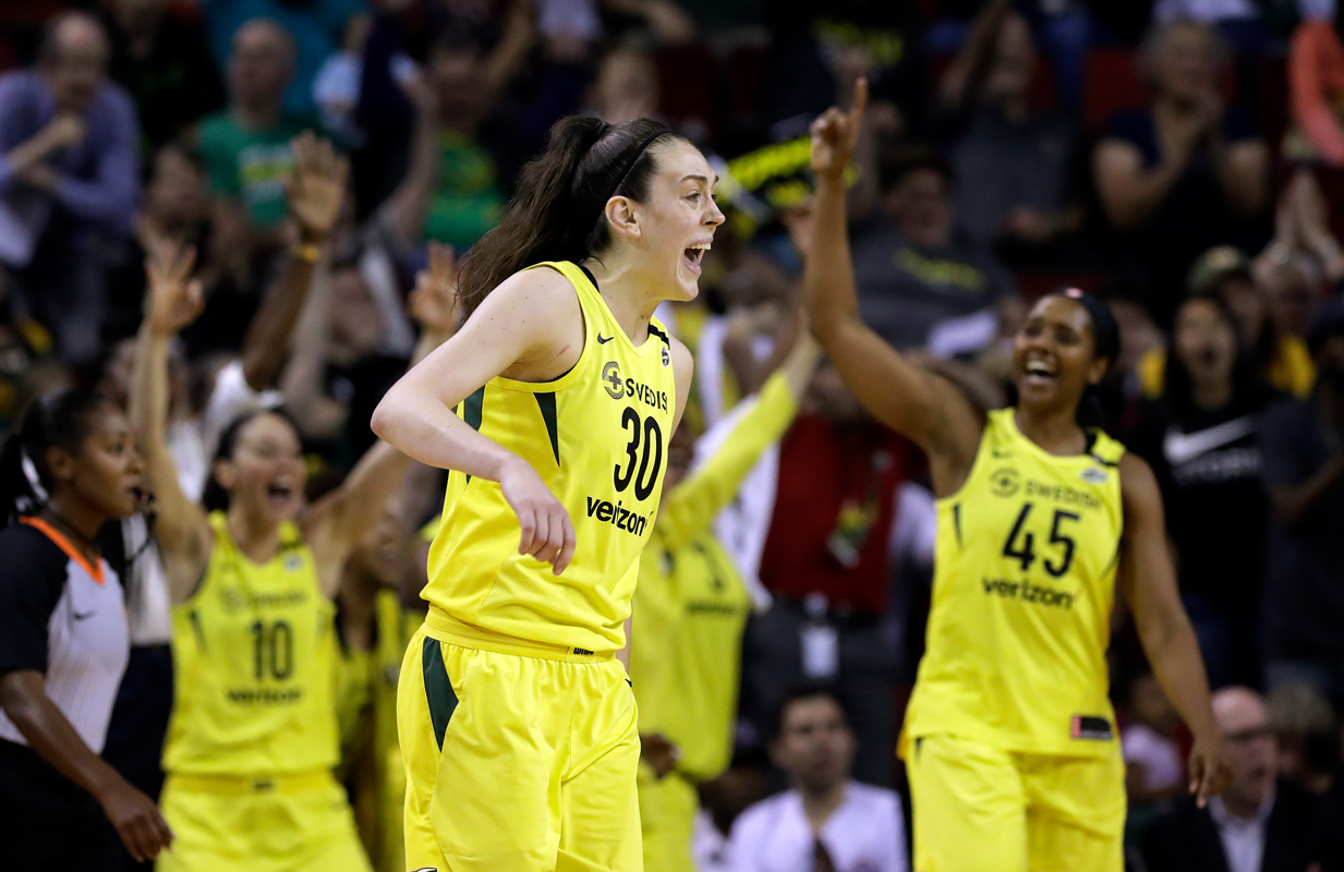 Lynx's Moore, Augustus, Fowles named WNBA All-Stars