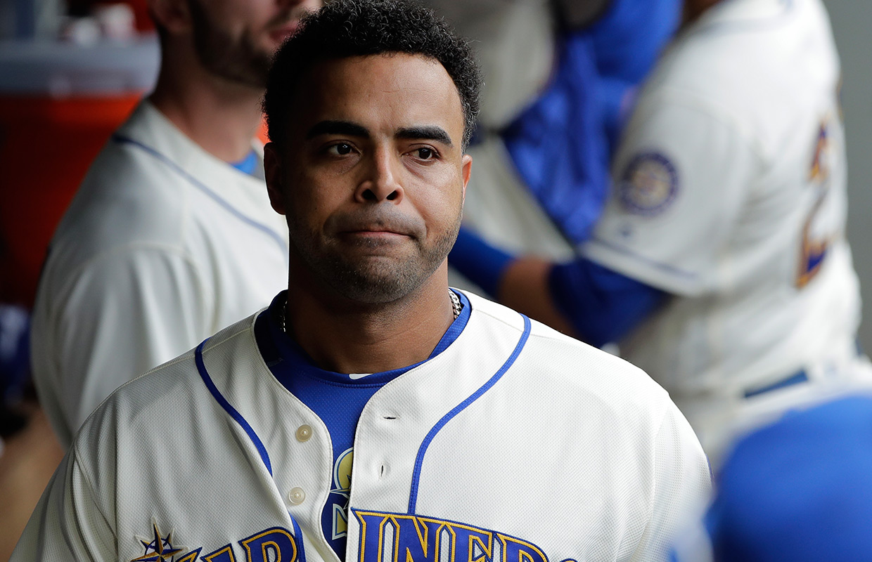 Nelson Cruz Says Goodbye to Mariners in Emotional Tweet