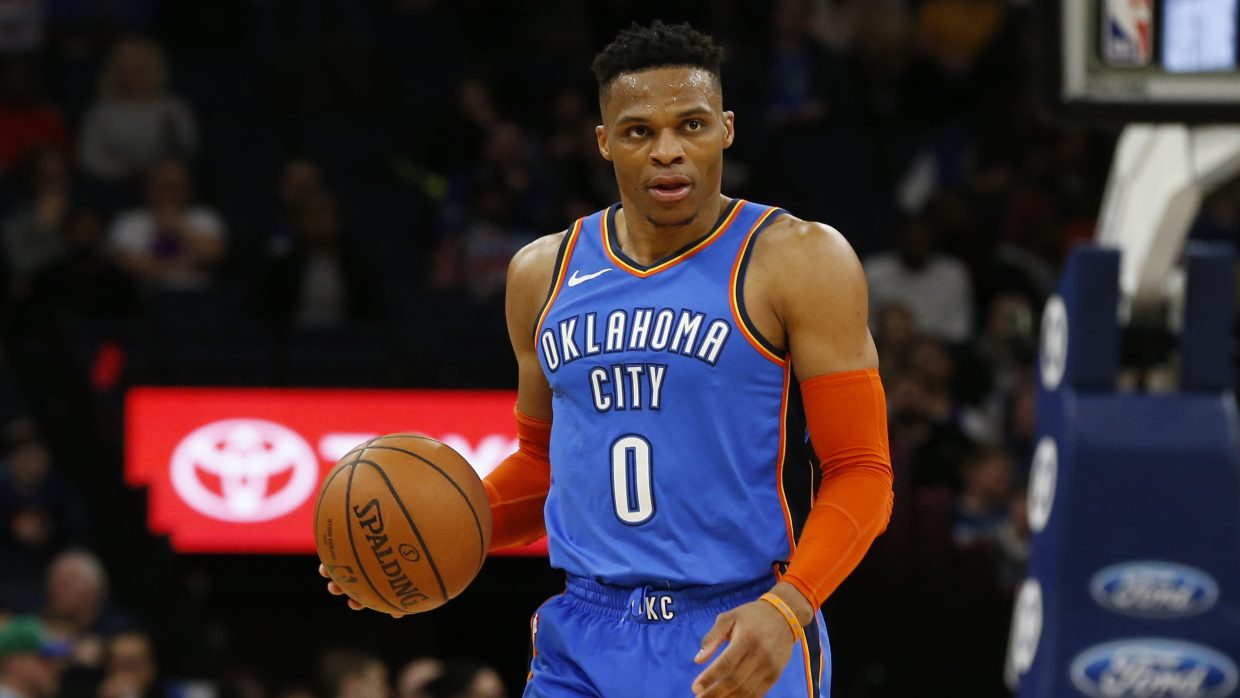 Oklahoma City Thunder claim overtime win over Portland Trail Blazers